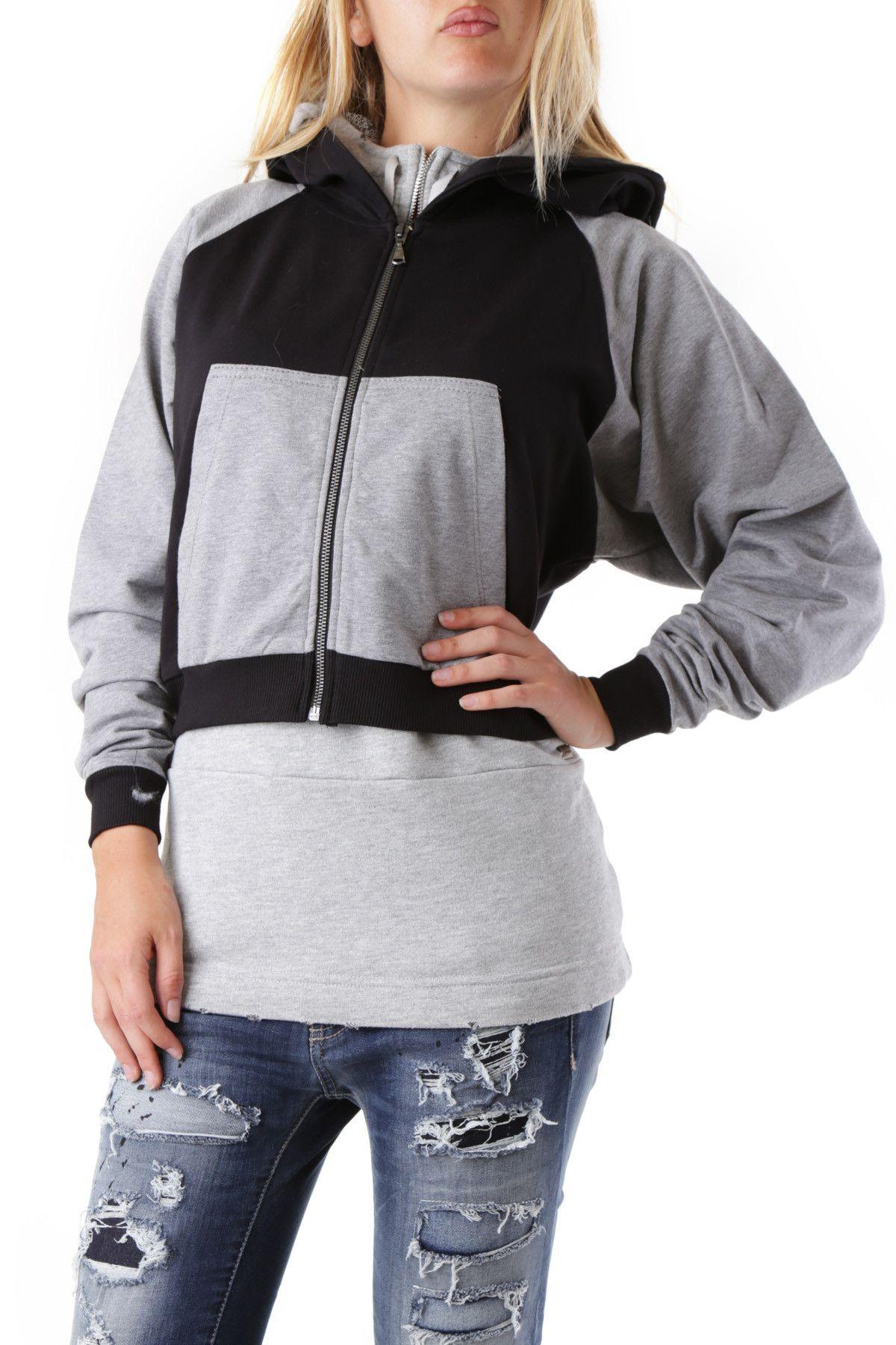 525 Women's Sweatshirt In Grey