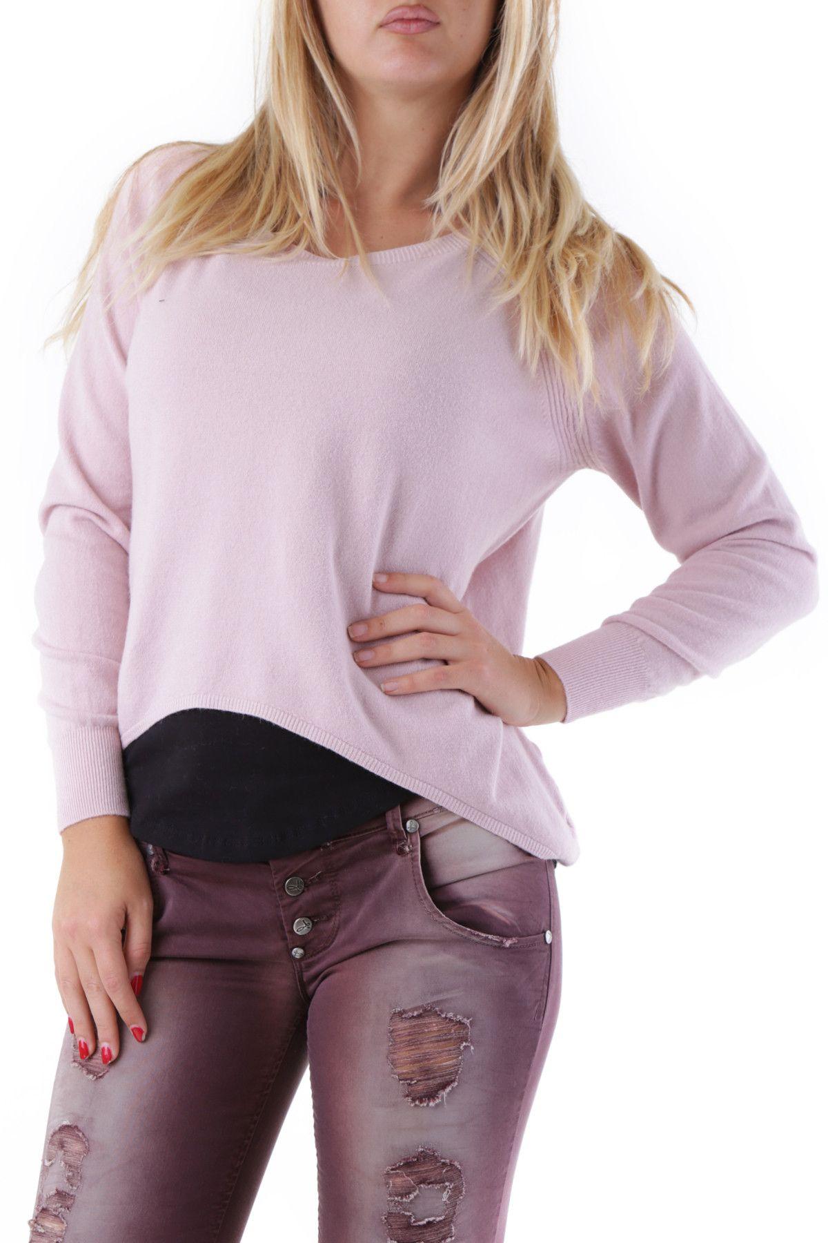 525 Women's Knitwear In Pink