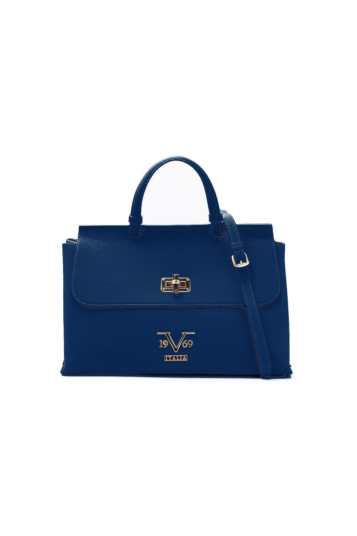 19V69 Italia Women's Bag In Blue