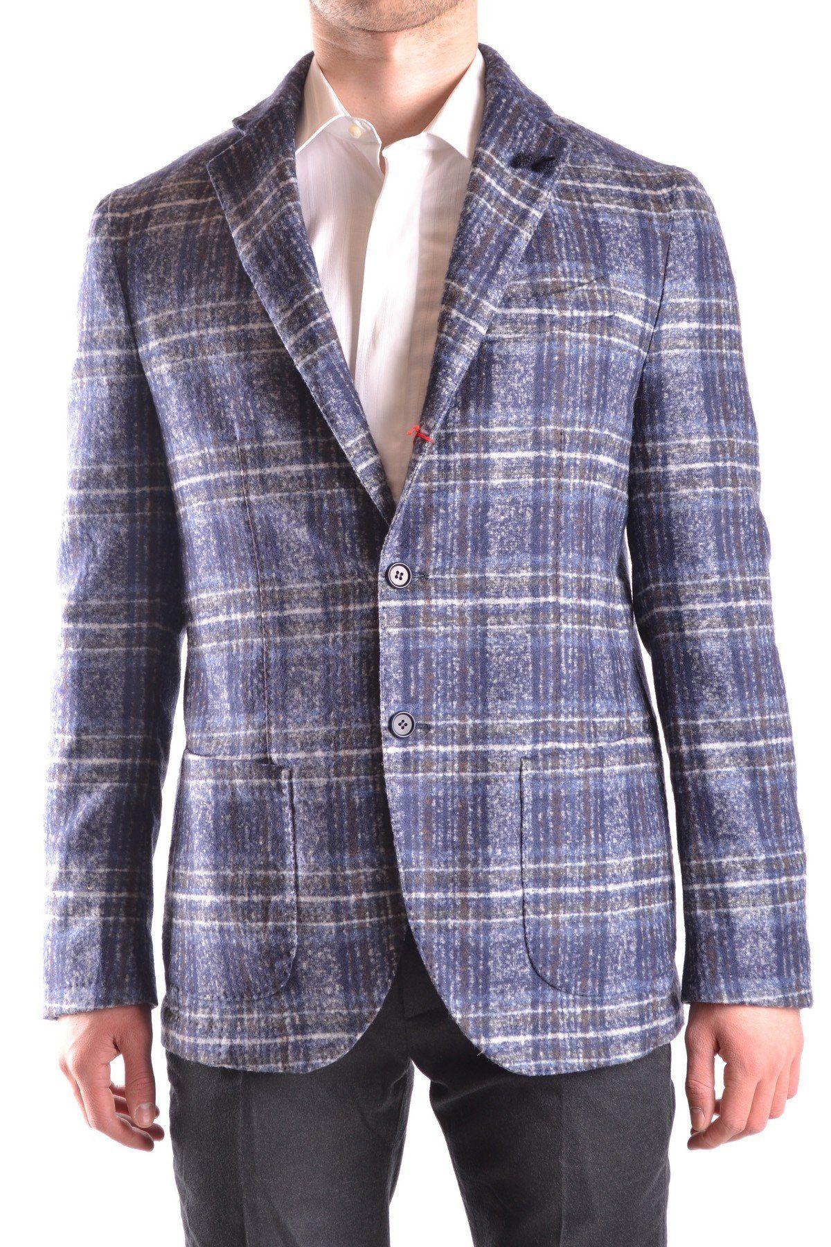 Altea Men's Blazer In Blue