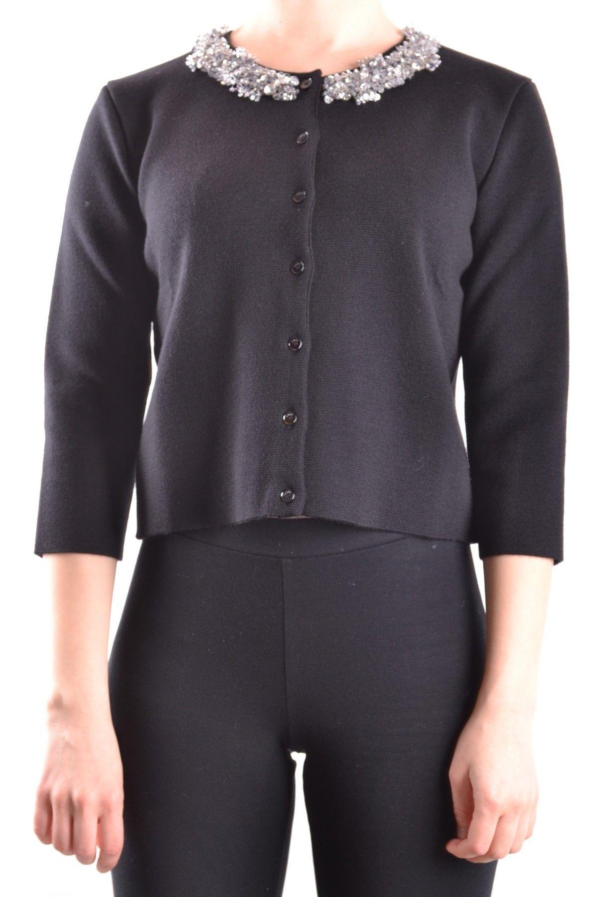 Blugirl Blumarine Women's Cardigan In Black
