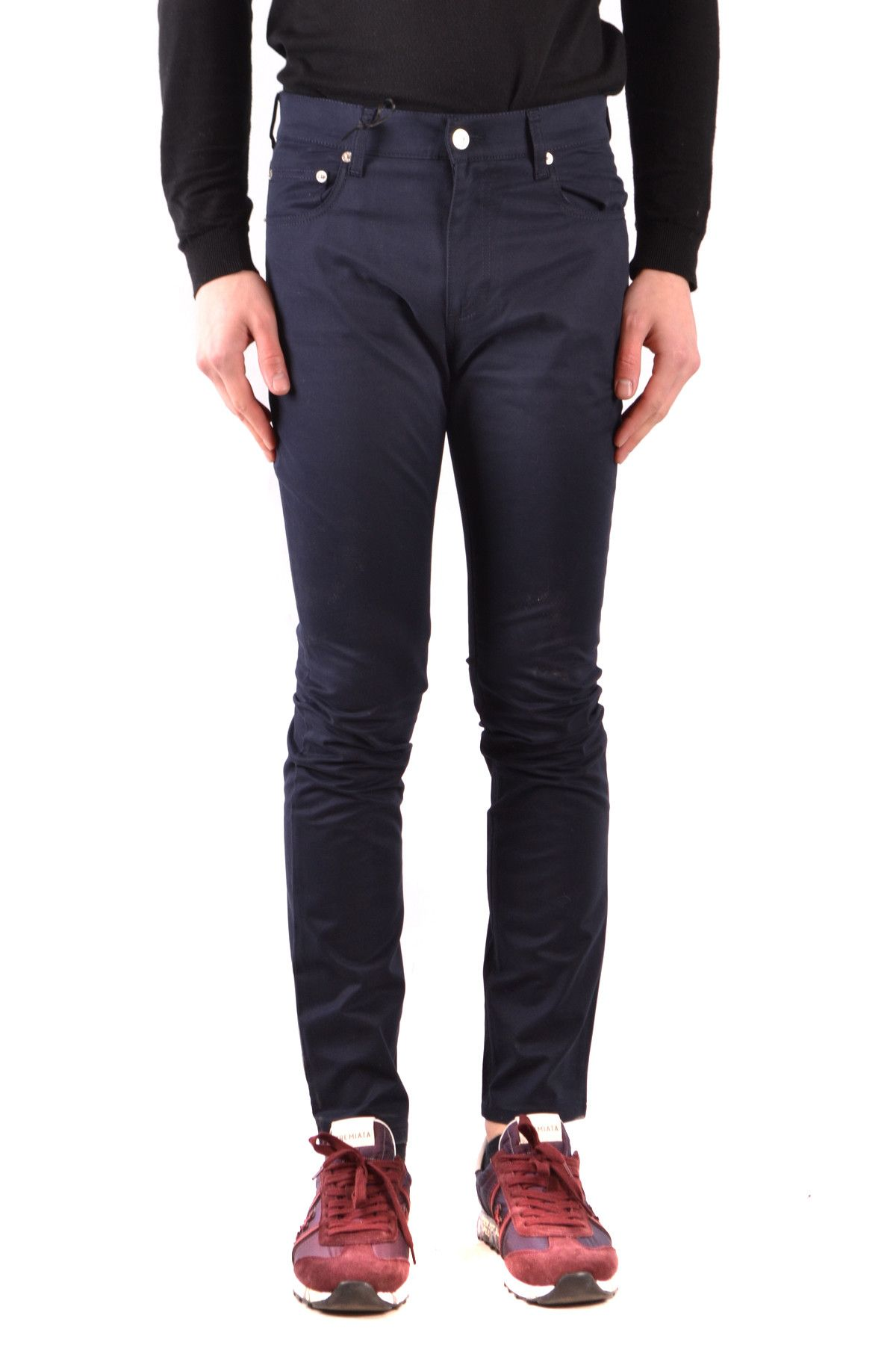 Moschino Men's Jeans In Blue