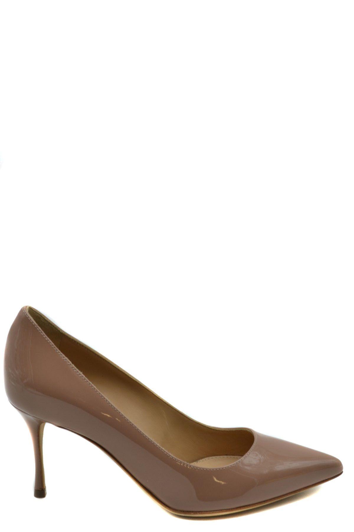 Sergio Rossi Women's Pumps Shoes In Beige