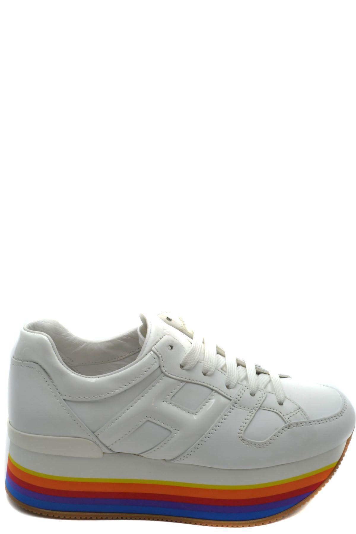 Hogan Women's Sneakers In White