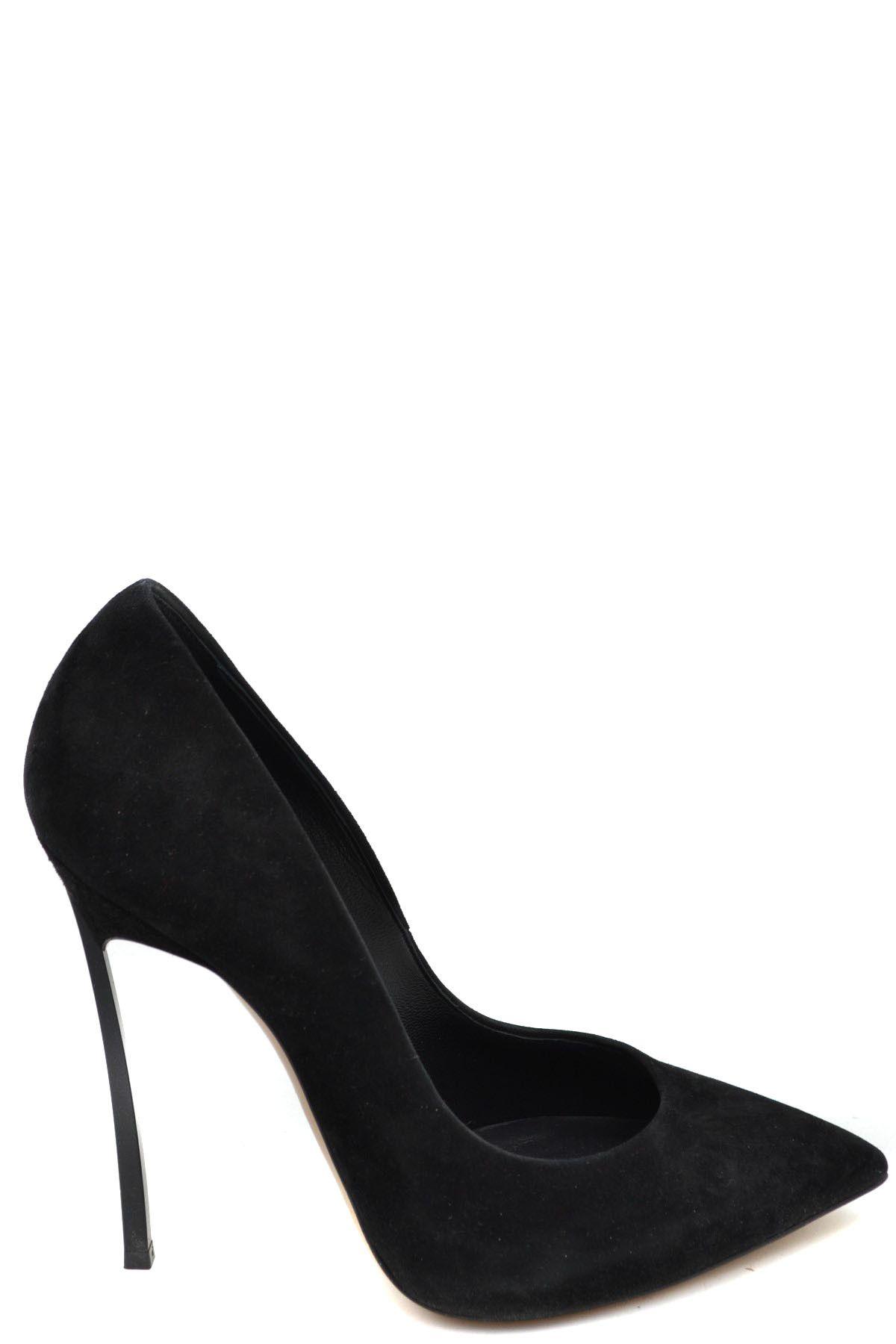 Casadei Women's Pumps Shoes In Black
