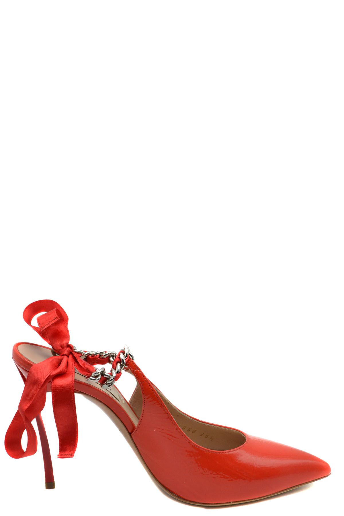 Casadei Women's Pumps Shoes In Red