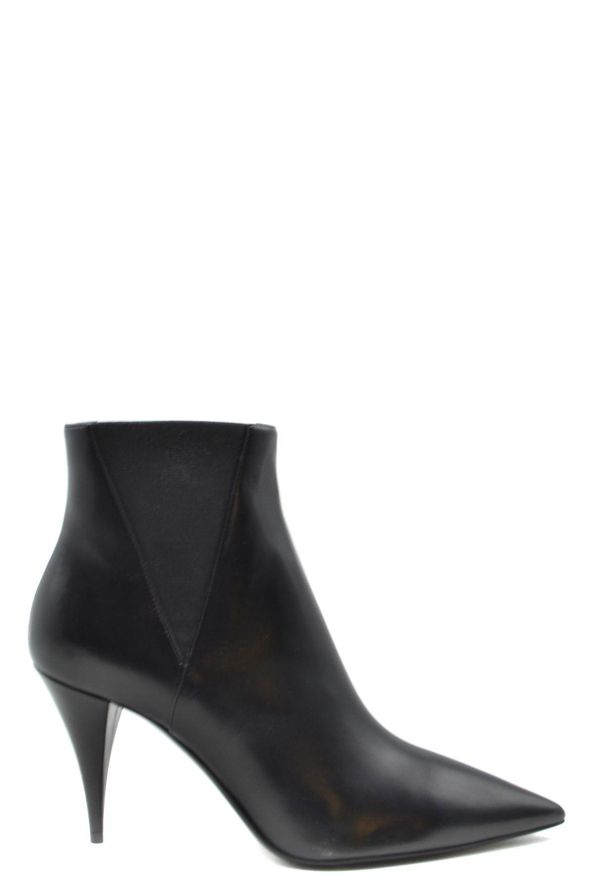 Saint Laurent Women's Boots In Black