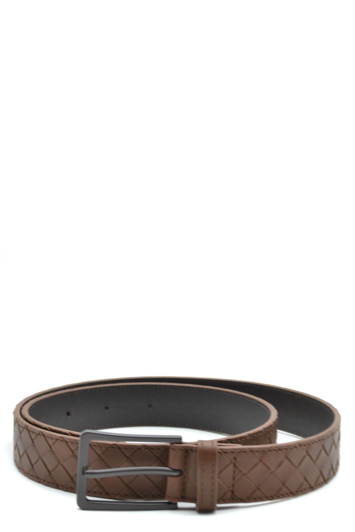 Bottega Veneta Women's Belt In Brown