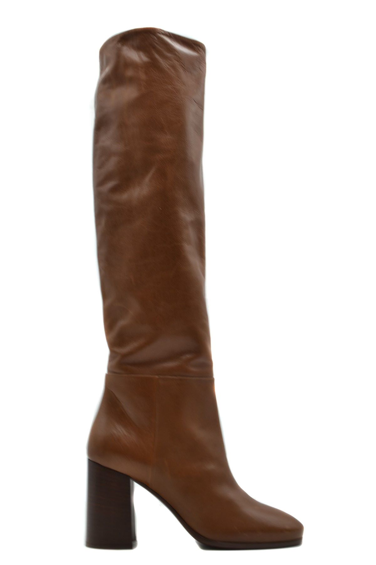 Miu Miu Women's Boots In Brown