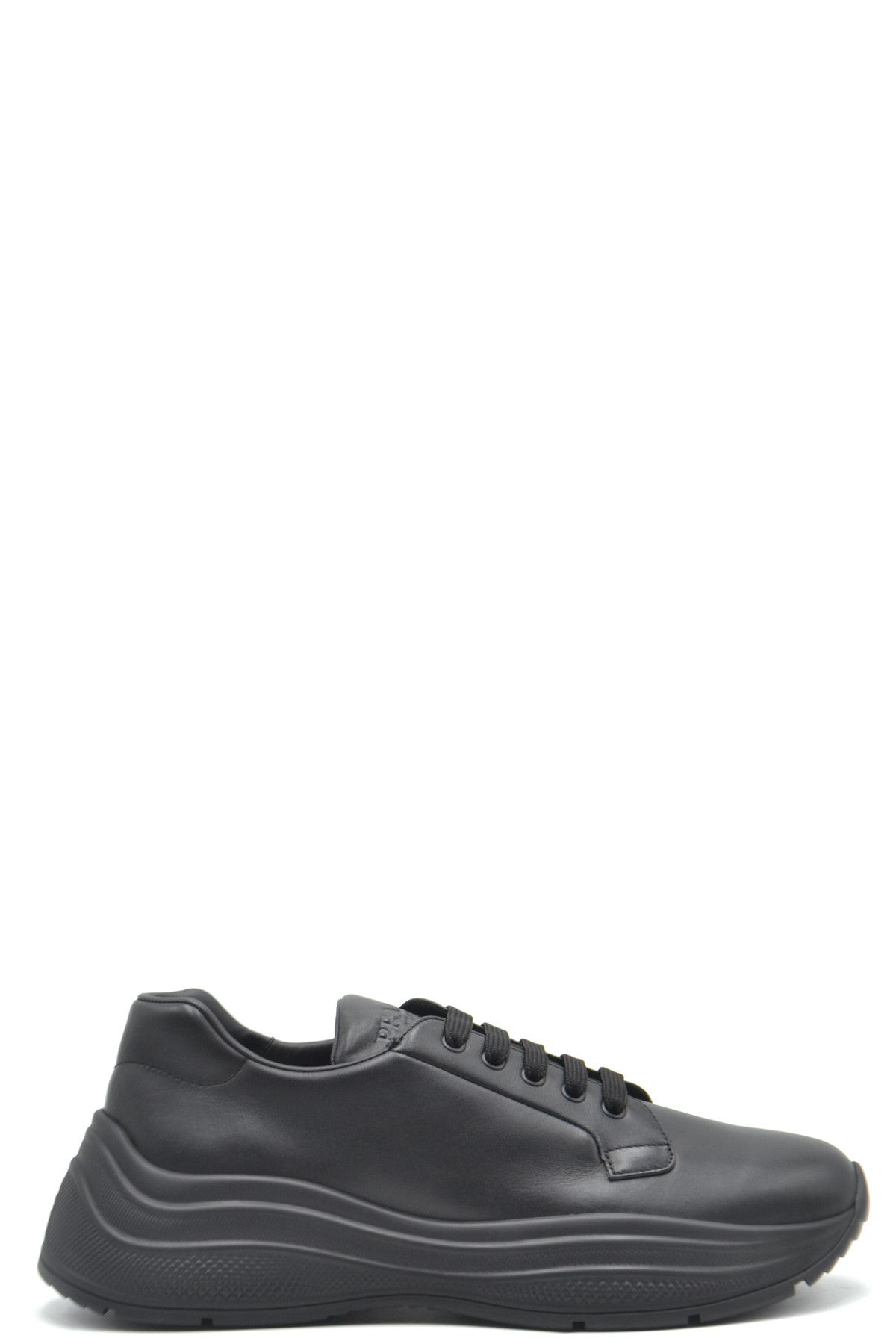 Prada Men's Sneakers In Black