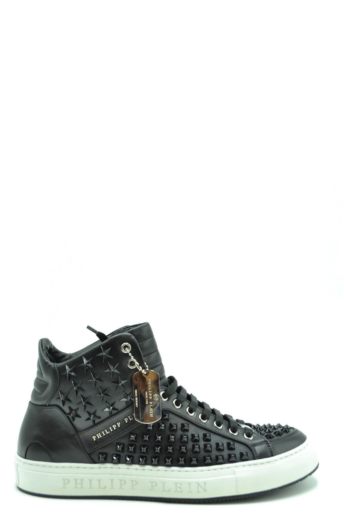 Philipp Plein Men's Sneakers In Black