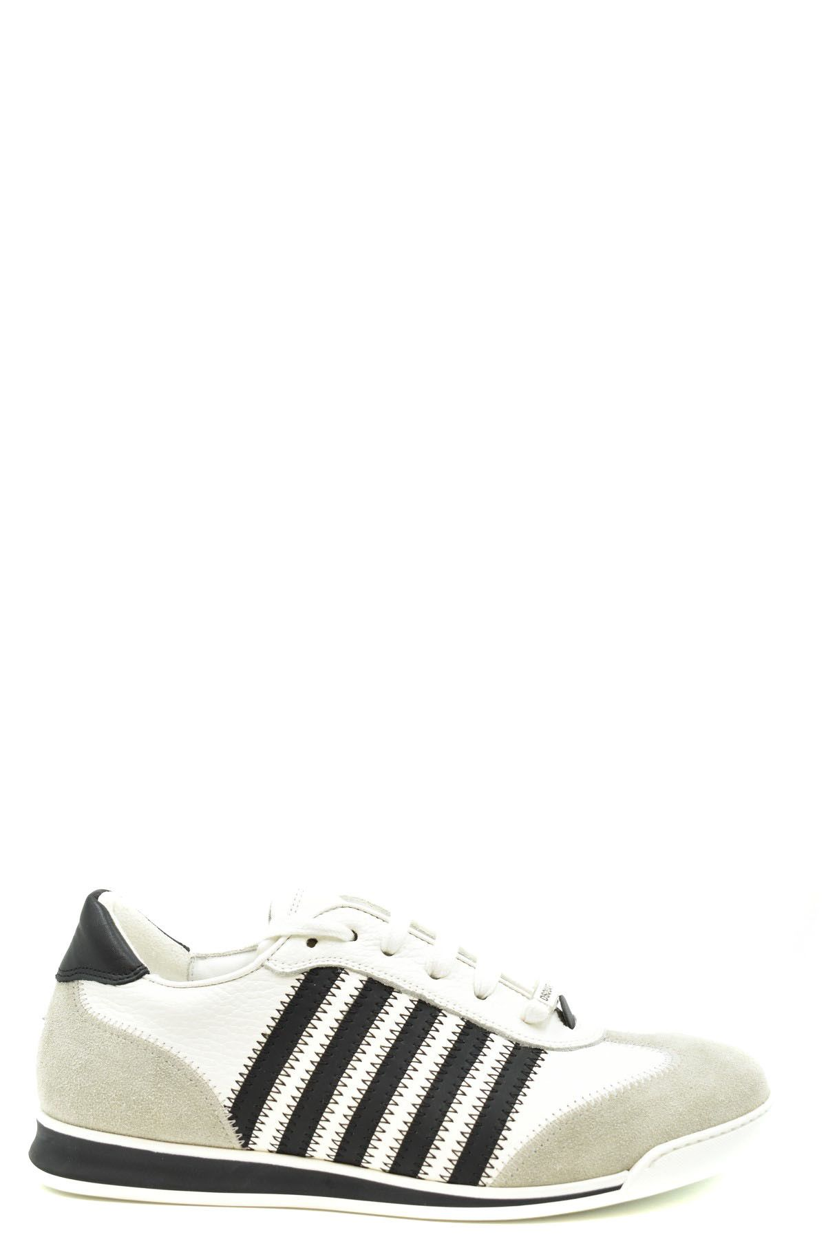 Dsquared Men's Sneakers In White