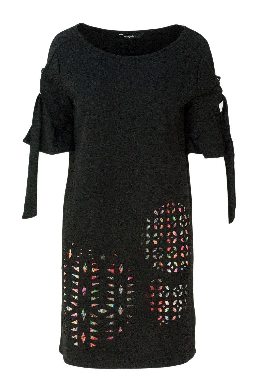 Desigual Women's Dress In Black