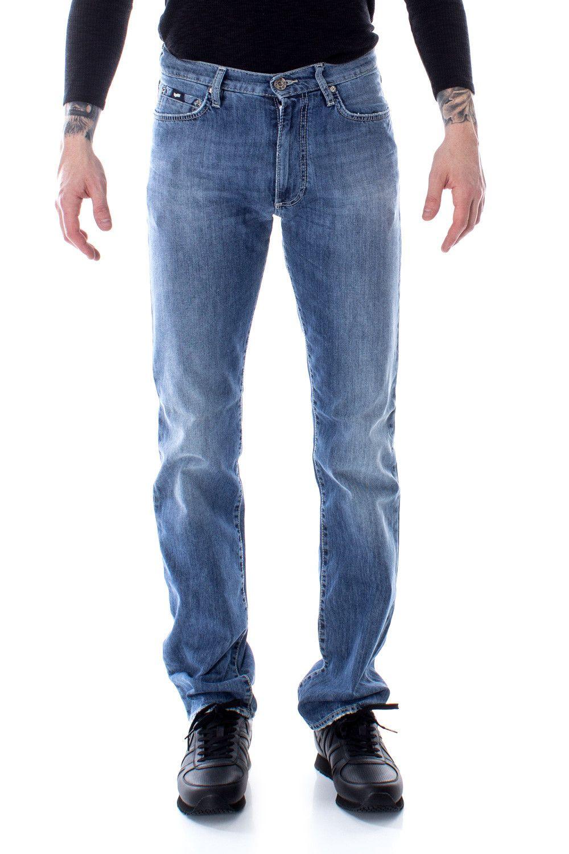 Gas Men's Jeans In Blue