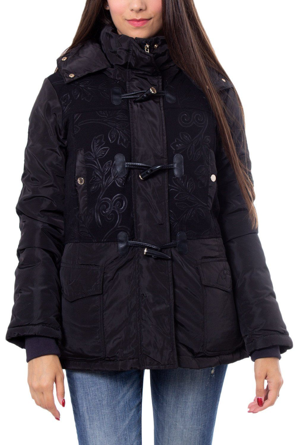 Desigual Women's Jacket In Black