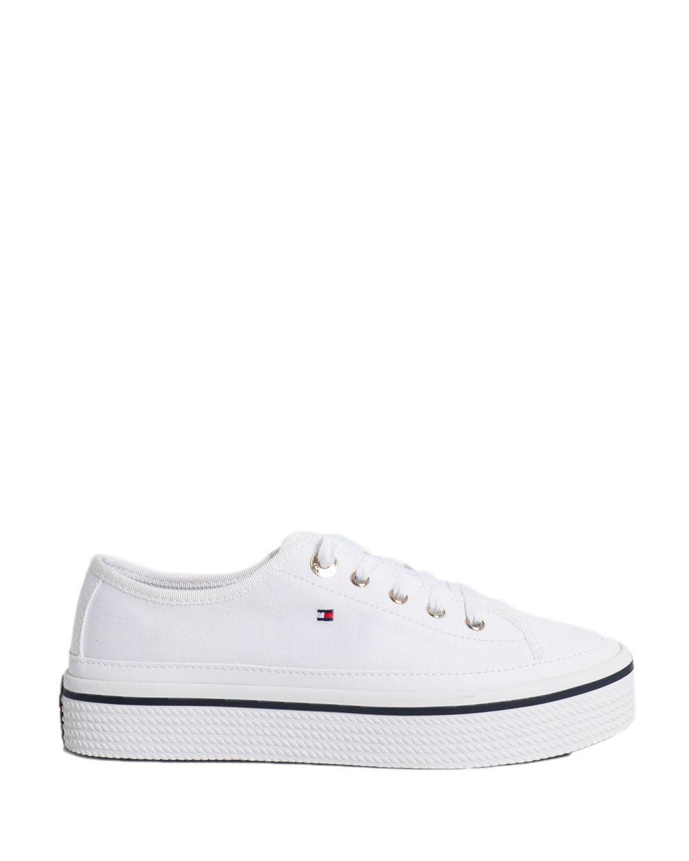 Tommy Hilfiger Women's Sneakers In White