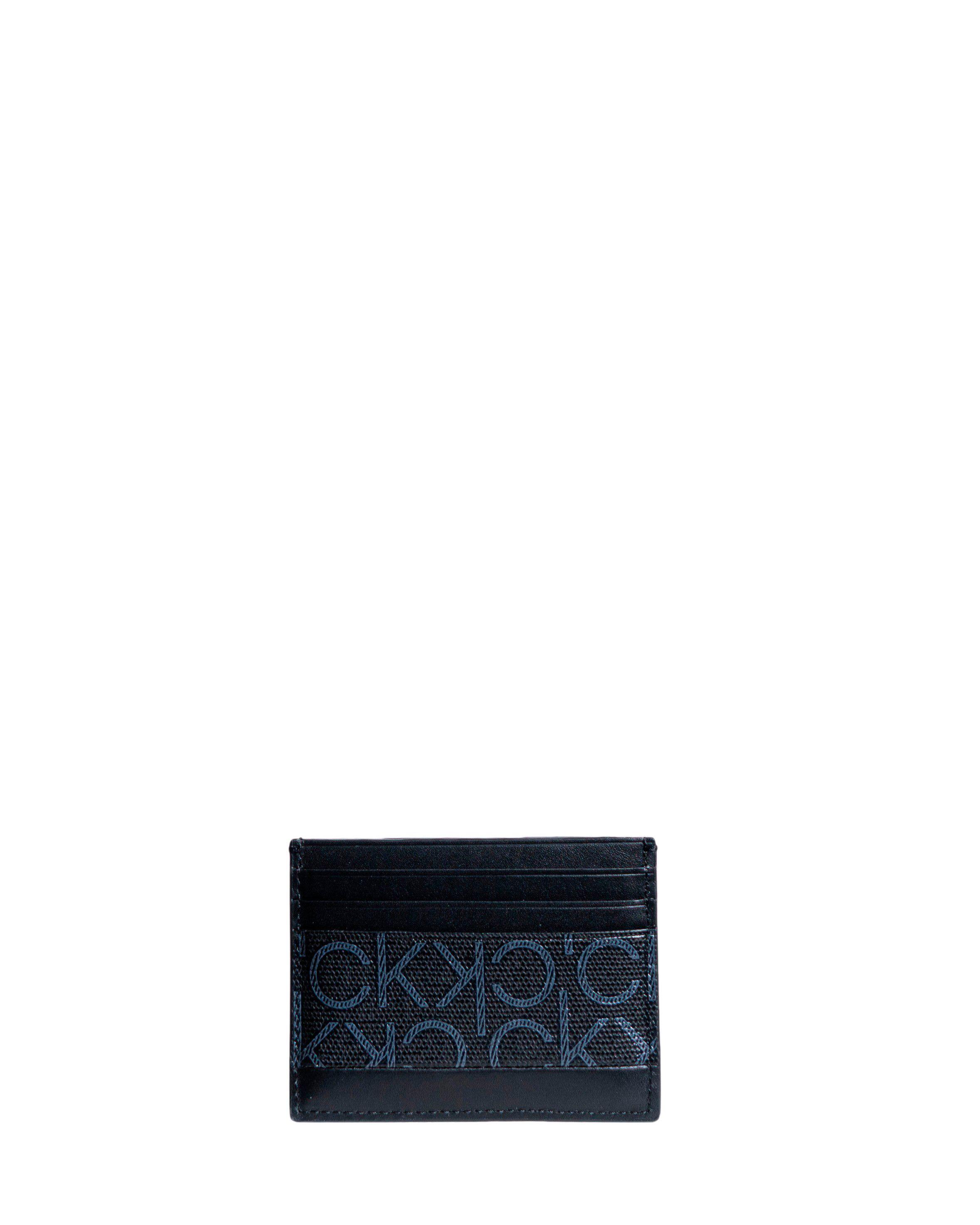 Calvin Klein Men's Wallet In Black