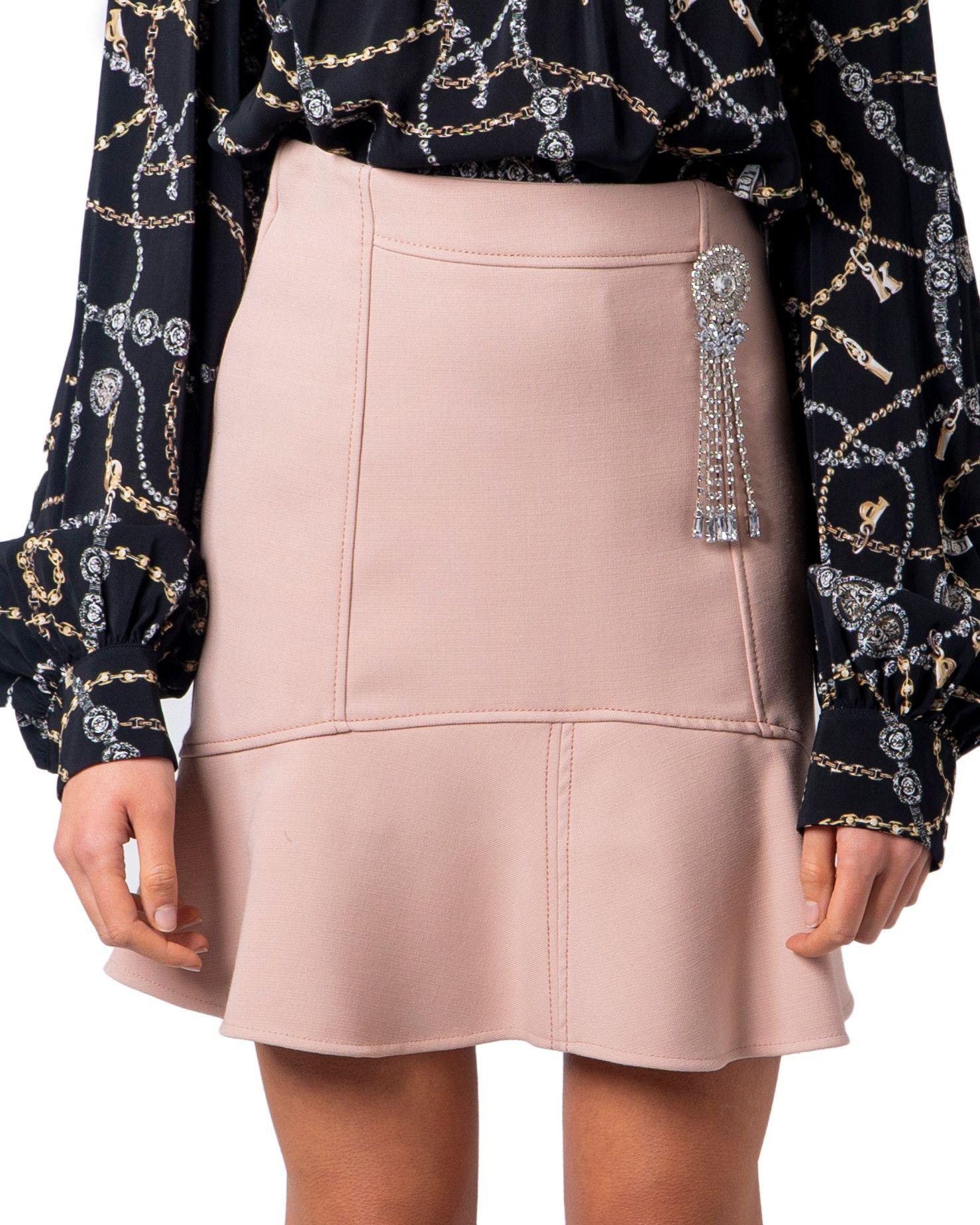 Pinko Women's Skirt In Pink