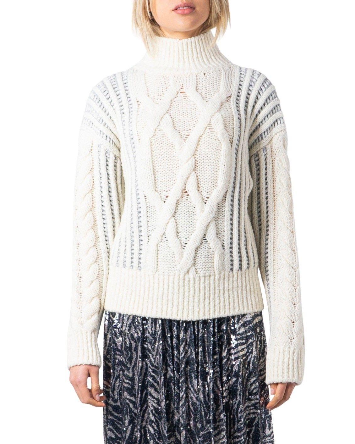 Pinko Women's Knitwear In White
