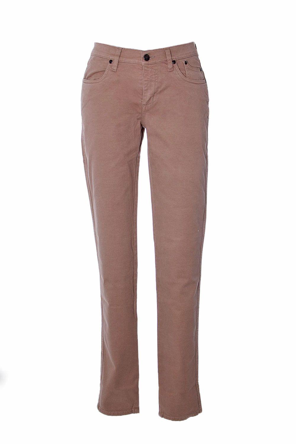 Jeckerson Women's Jeans In Beige