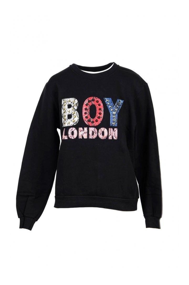 Boy London Women's Sweatshirt In Black