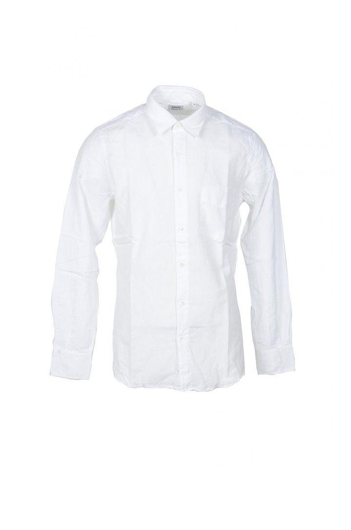 Aspesi Men's Shirt In White
