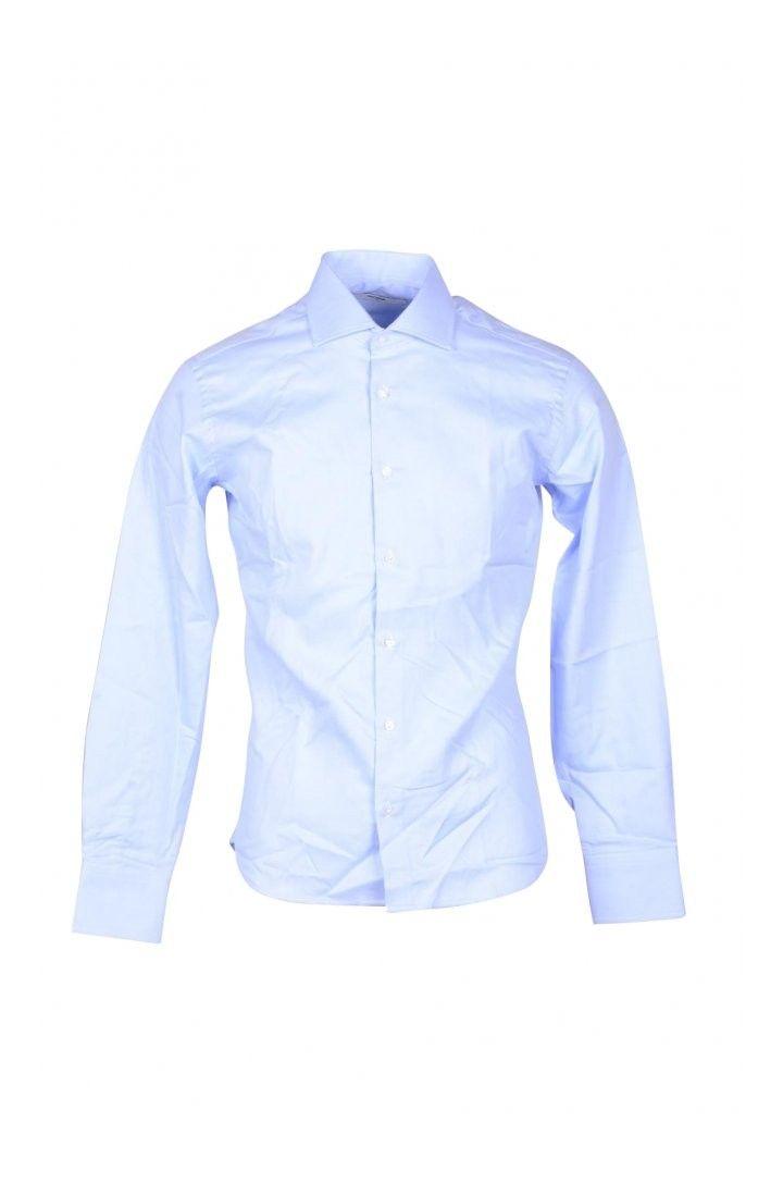 Takeshy Kurosawa Men's Shirt In Light Blue