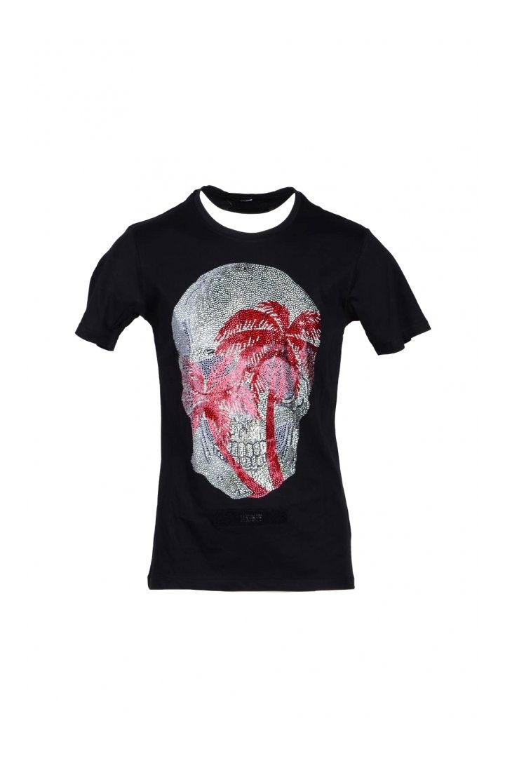 Takeshy Kurosawa Men's T-Shirt In Black