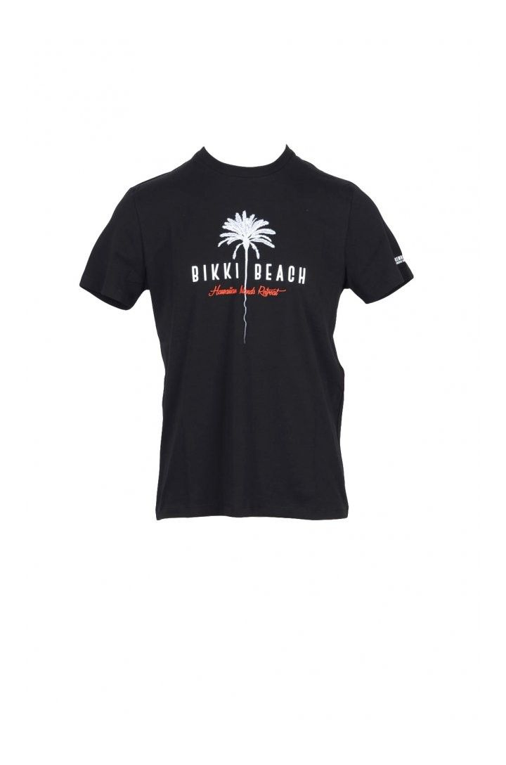 Bikkembergs Men's T-Shirt In Black