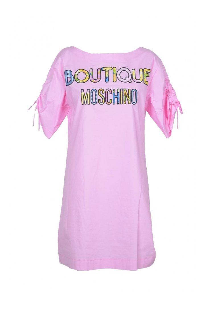 Boutique Moschino Women's Dress In Pink