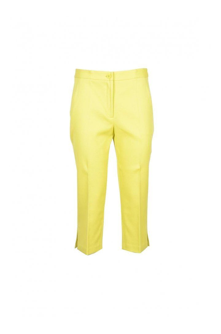 Boutique Moschino Women's Trousers In Green