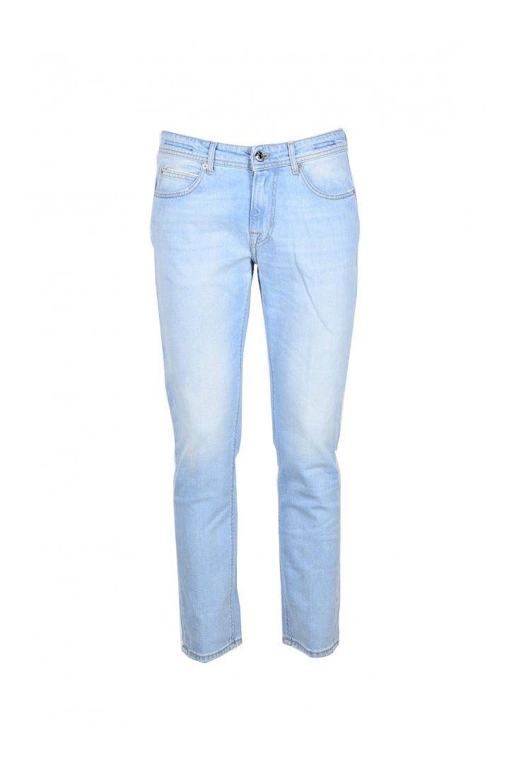 Briglia Men's Jeans In Blue
