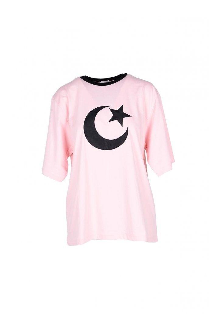 Akep Women's T-Shirt In Pink