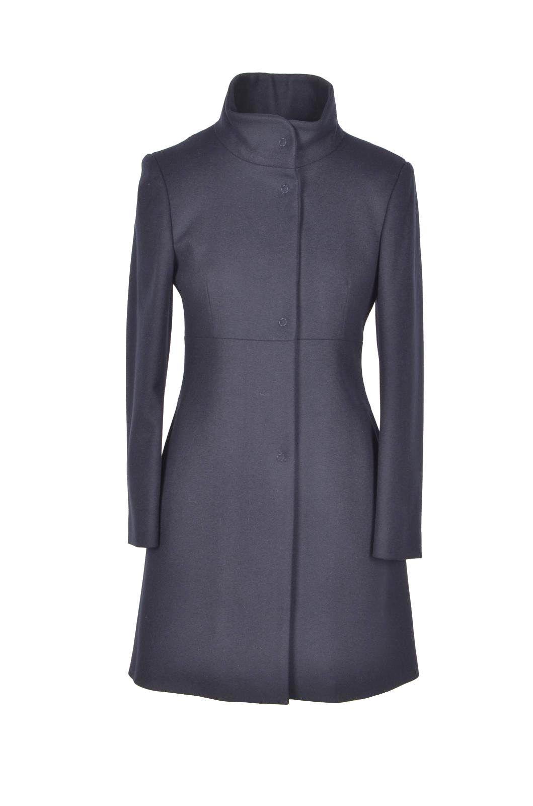Annie P Women's Coat In Blue