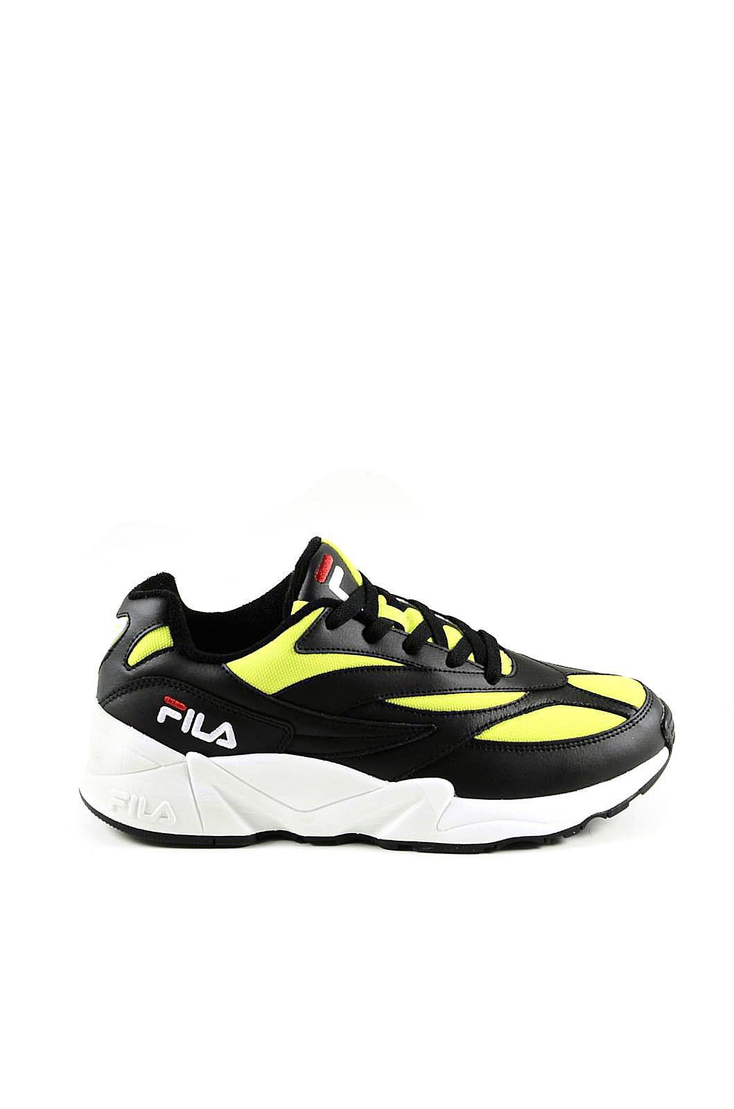 Fila Men's Sneakers In Black