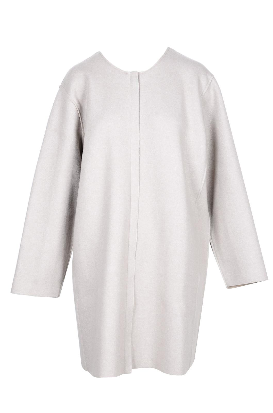 Lamberto Losani Women's Coat In Beige