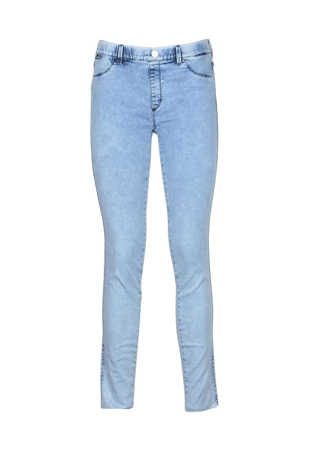 Love Moschino Women's Trousers In Blue