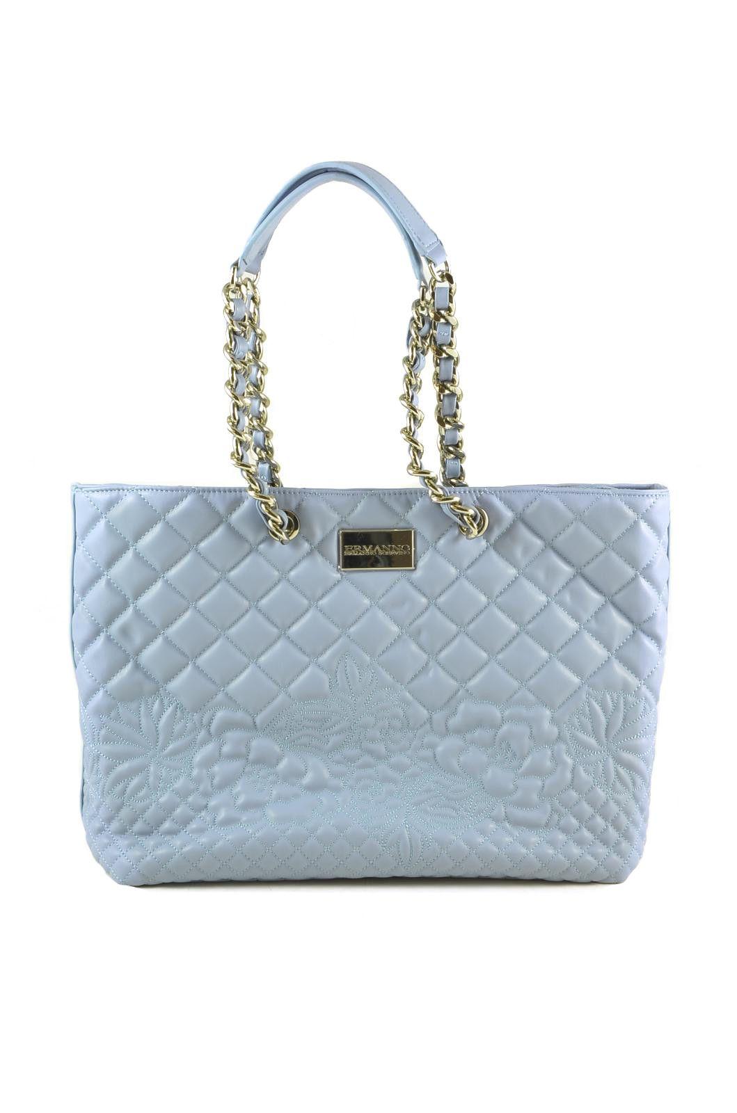Ermanno Scervino Women's Bag In Light Blue