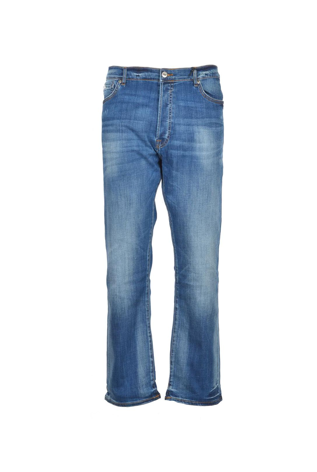 Guess Men's Jeans In Blue