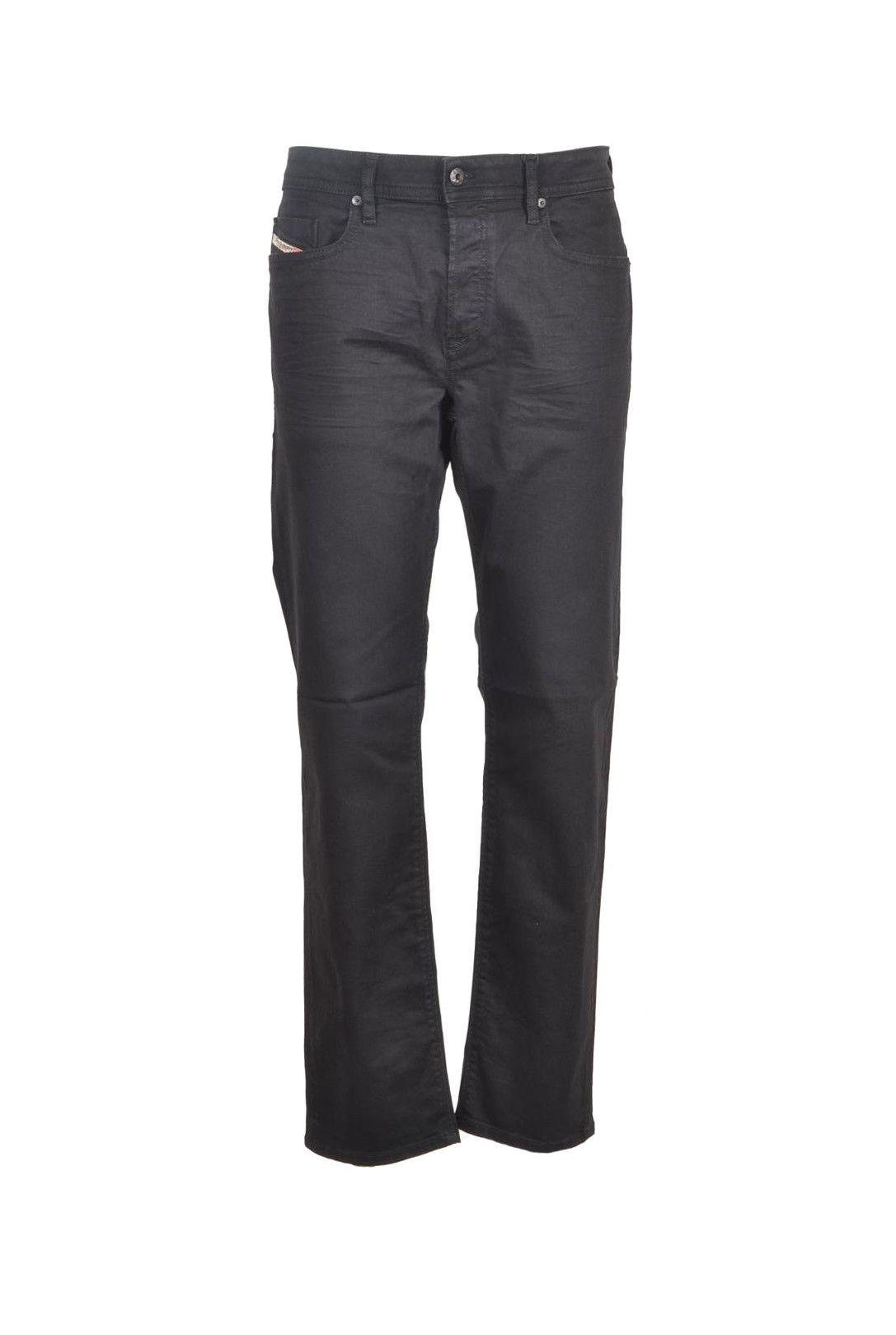 Diesel Men's Jeans In Black