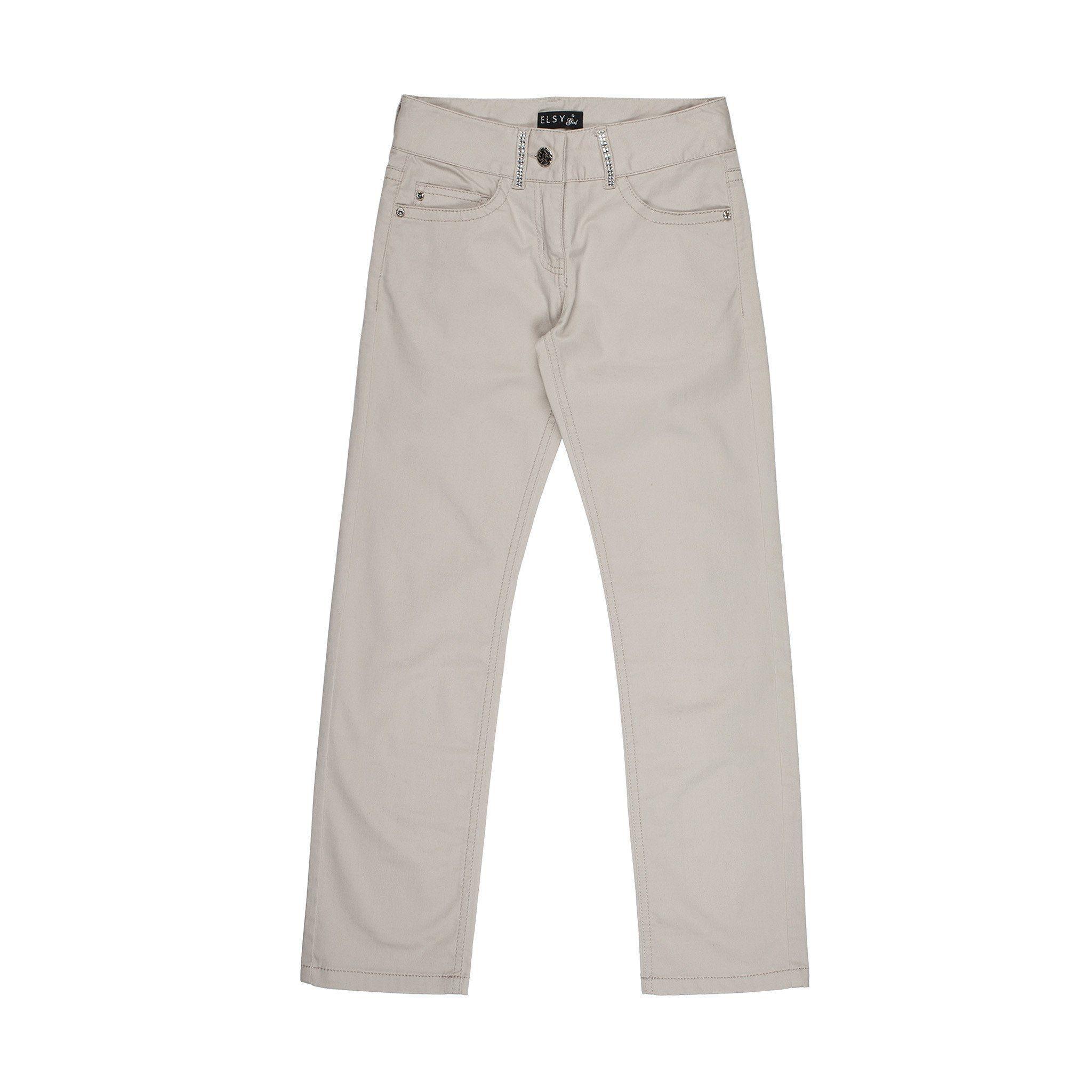 Elsy  Trousers In Brown