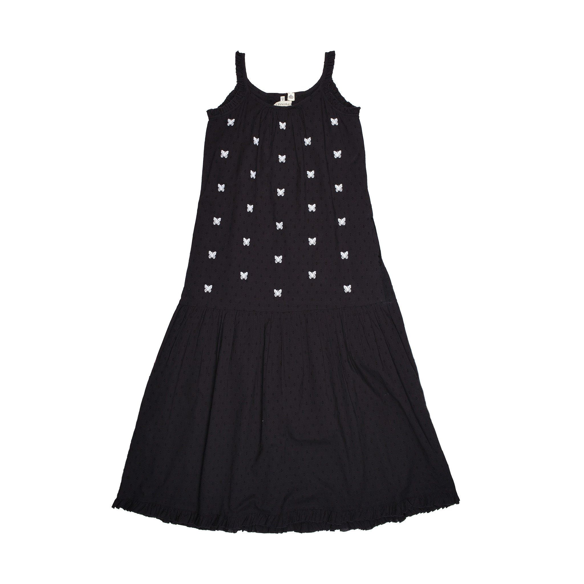 Twinset  Dress In Black