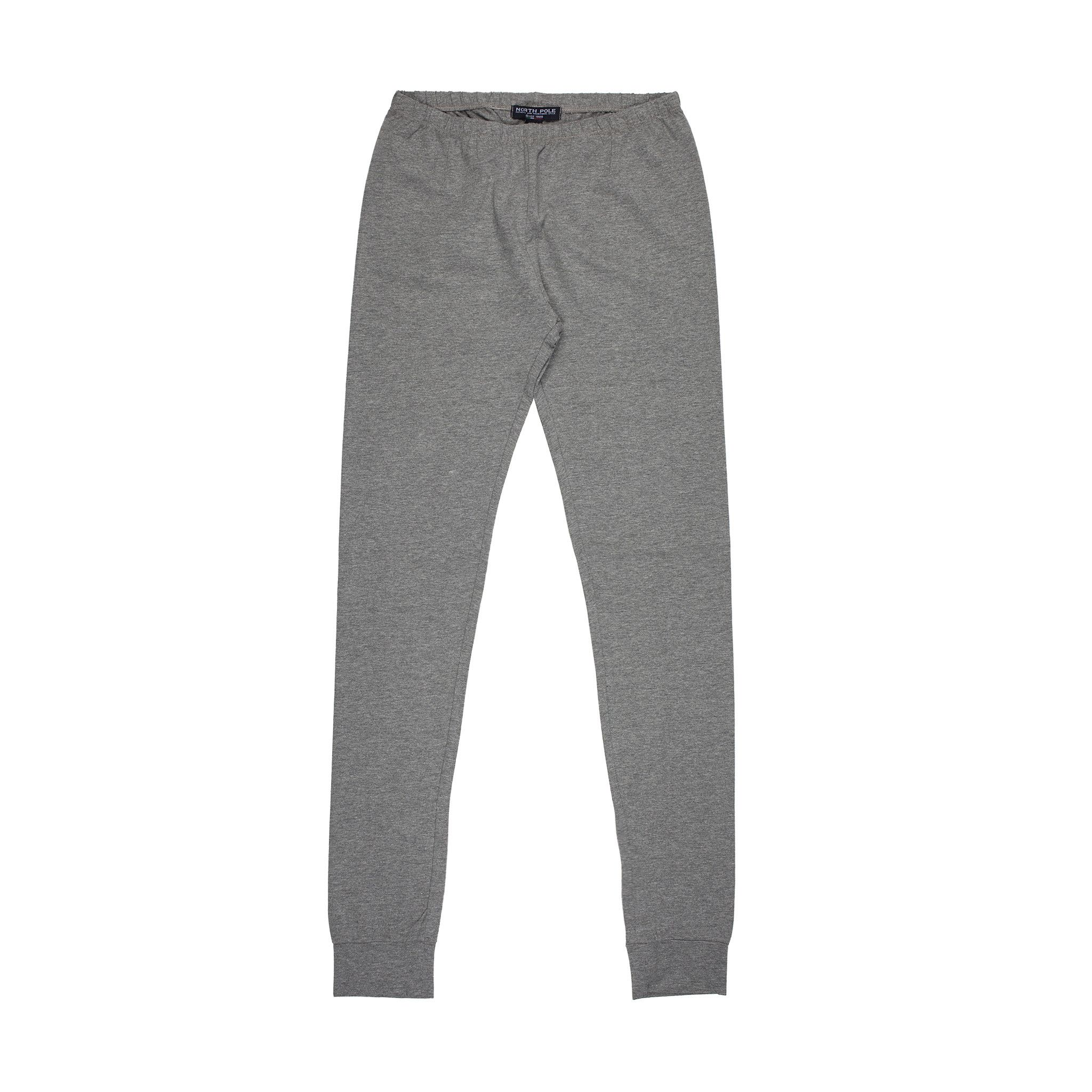 North Pole  Trousers In Grey