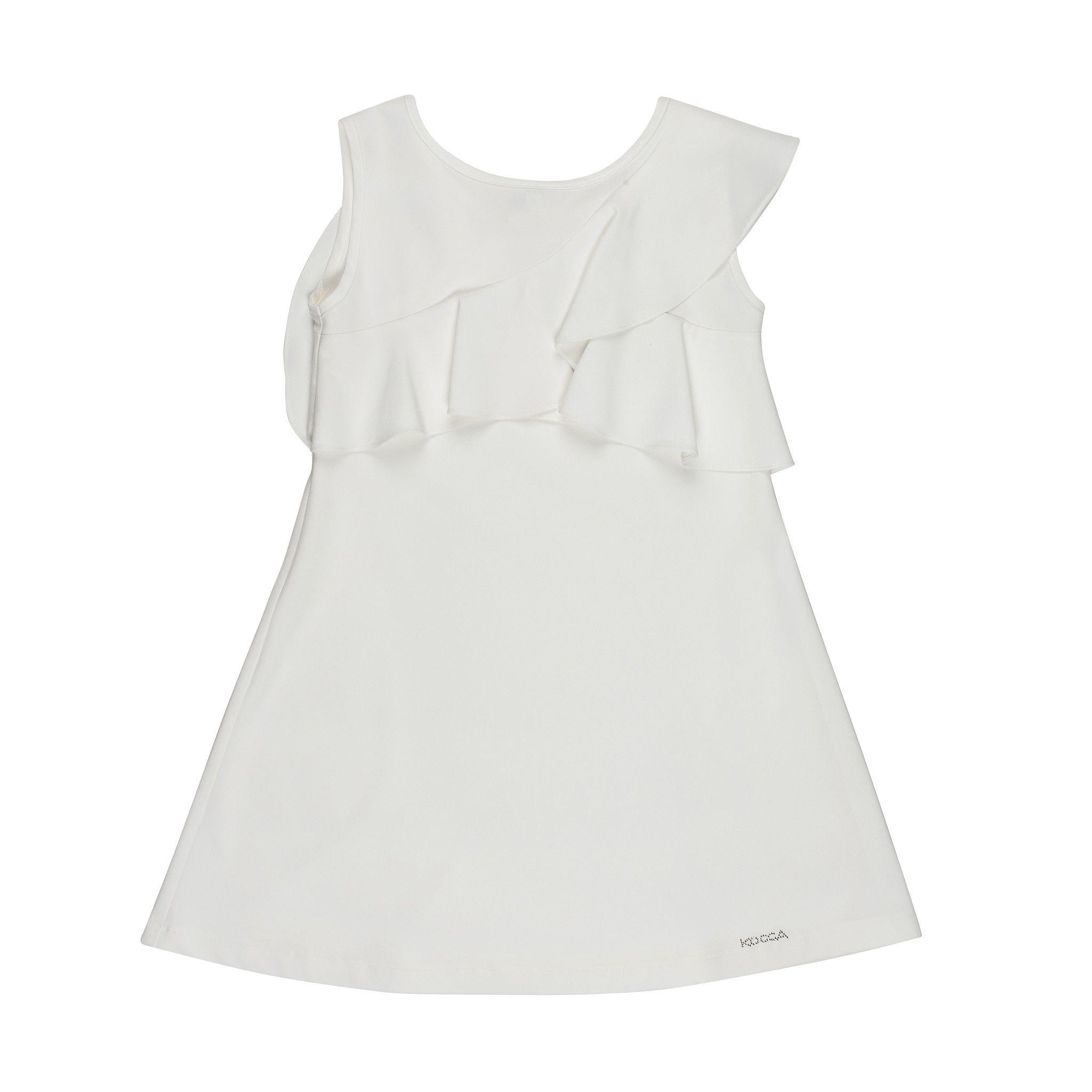 Kocca  Dress In White