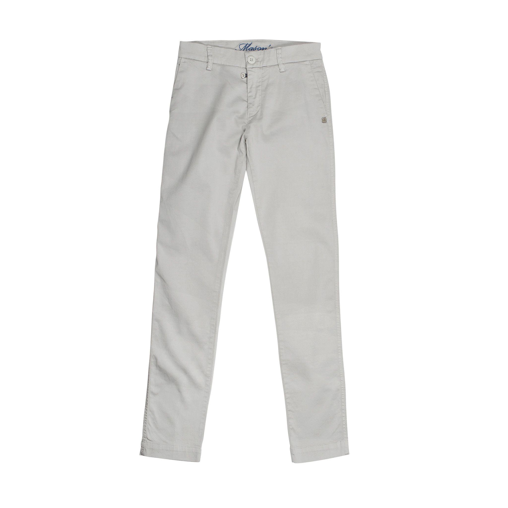 Mason`S  Trousers In Grey