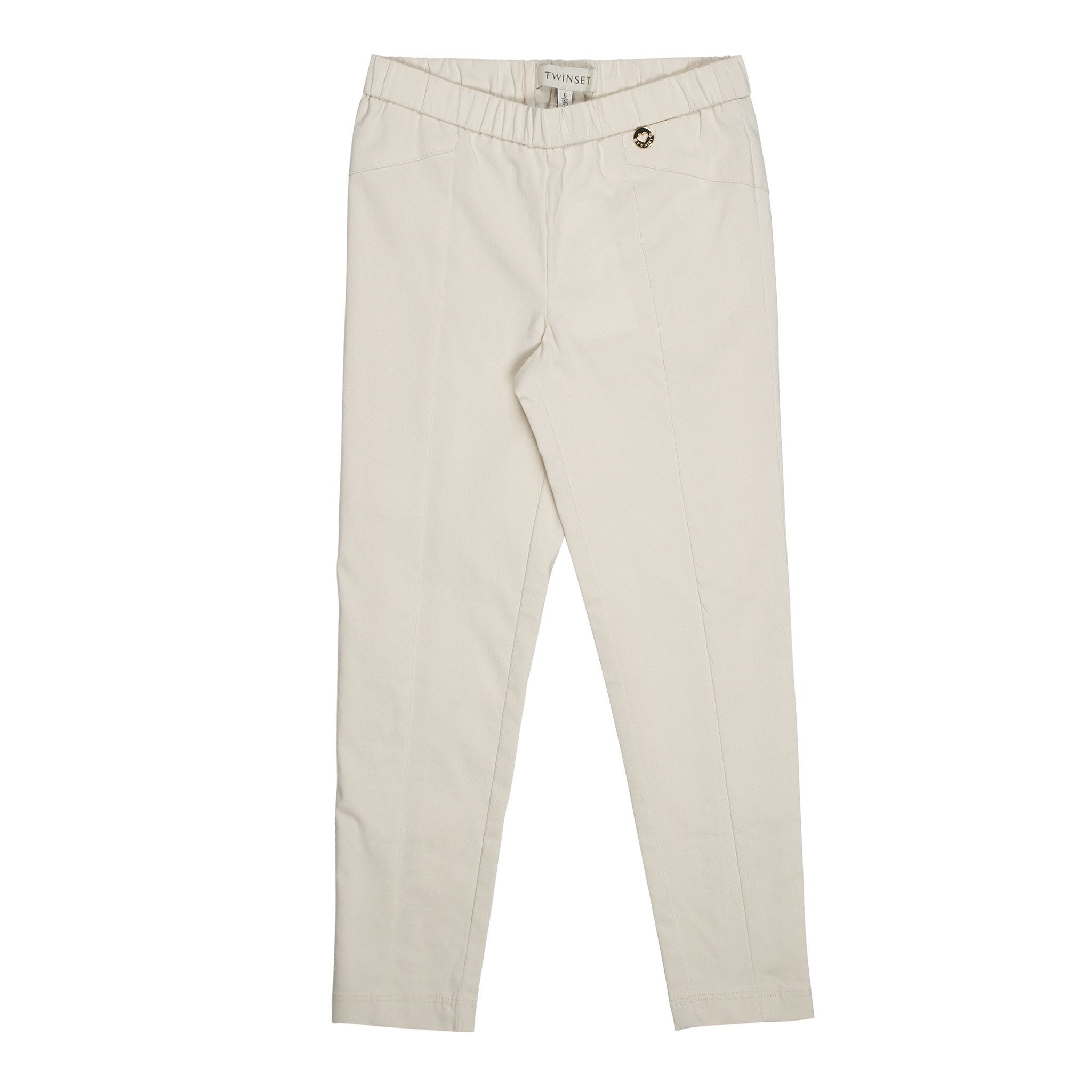 Twinset  Trousers In Brown