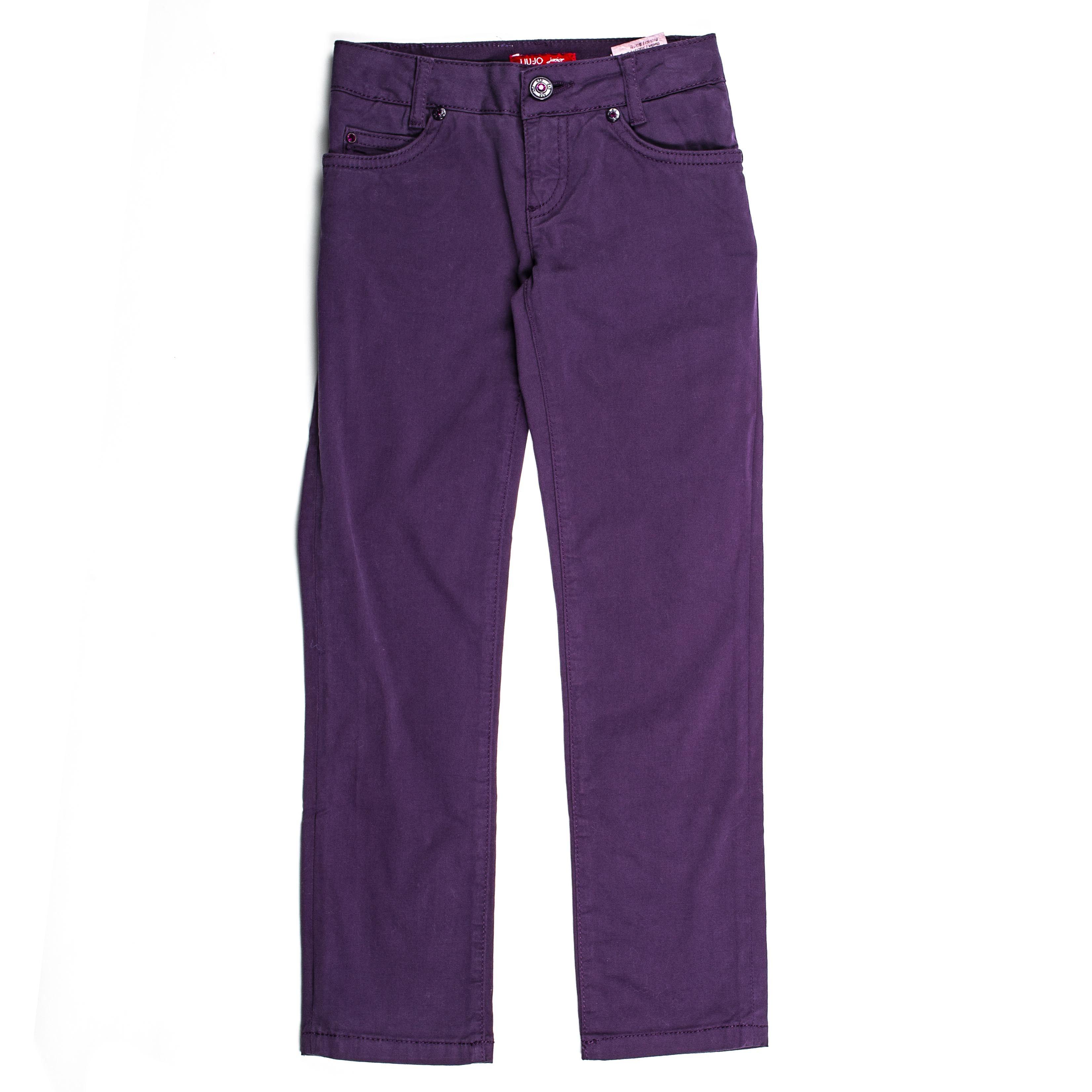 Liu Jo  Trousers In Purple
