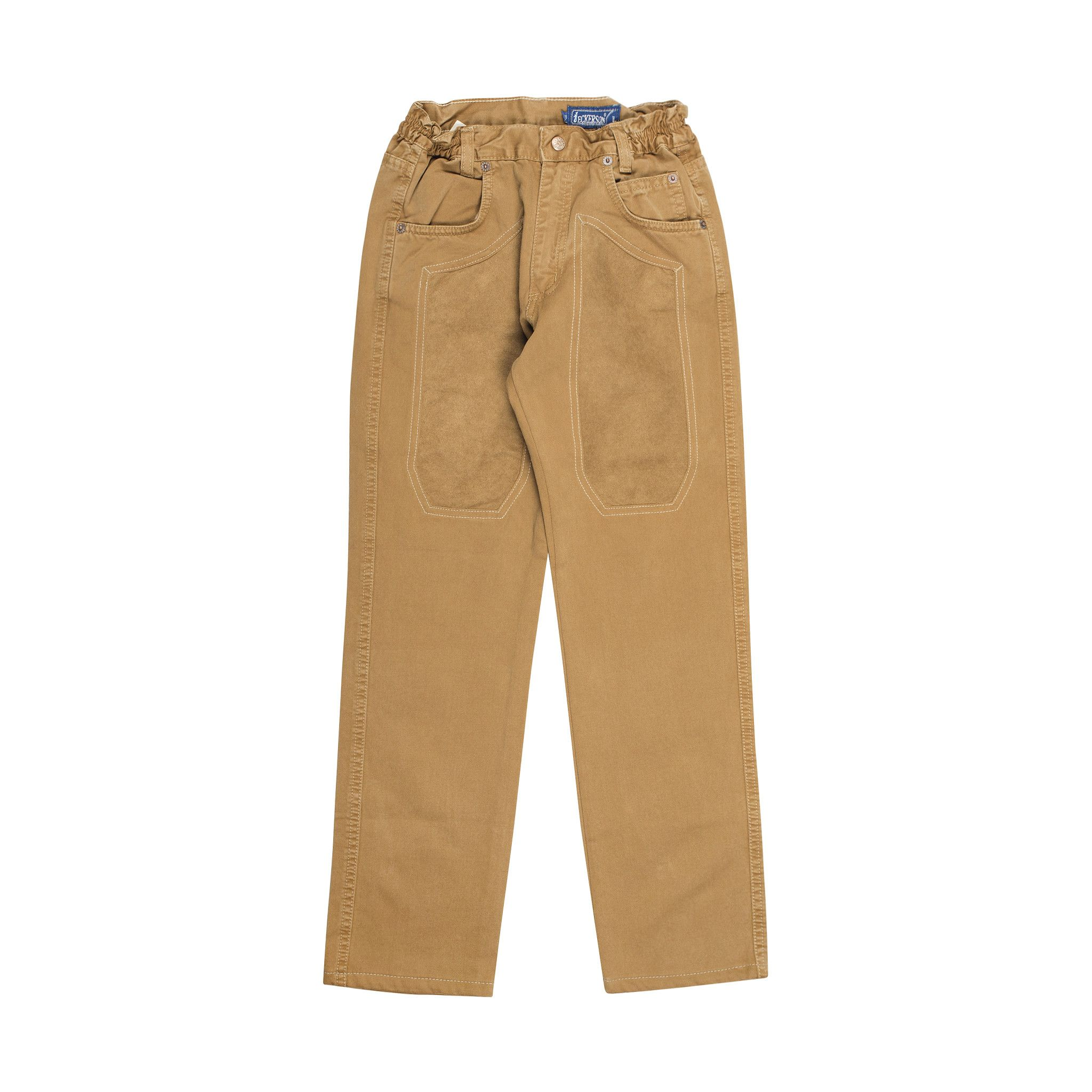 Jeckerson  Trousers In Brown