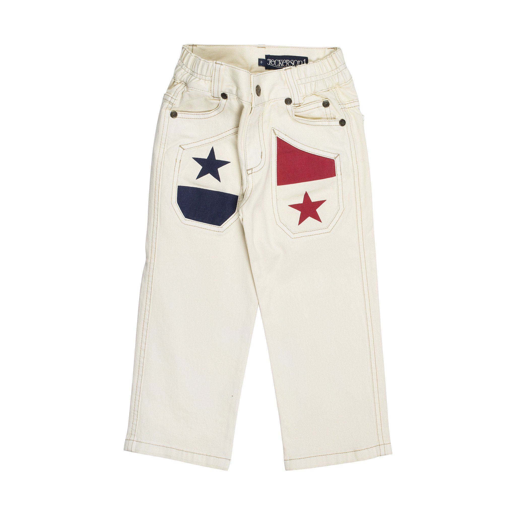 Jeckerson  Trousers In White