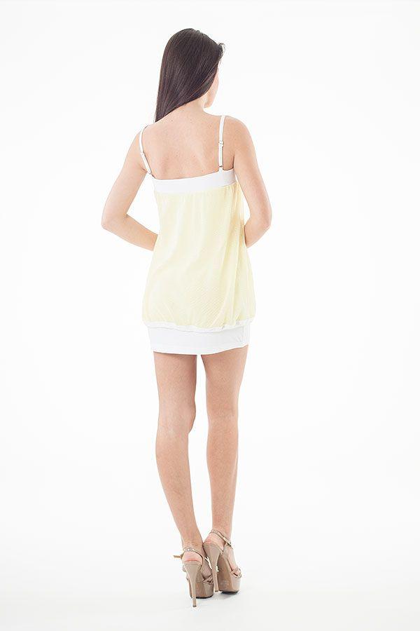Layered Mini Dress